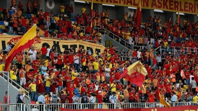 Göztepe, Süper Lig'e şölenle başlayacak