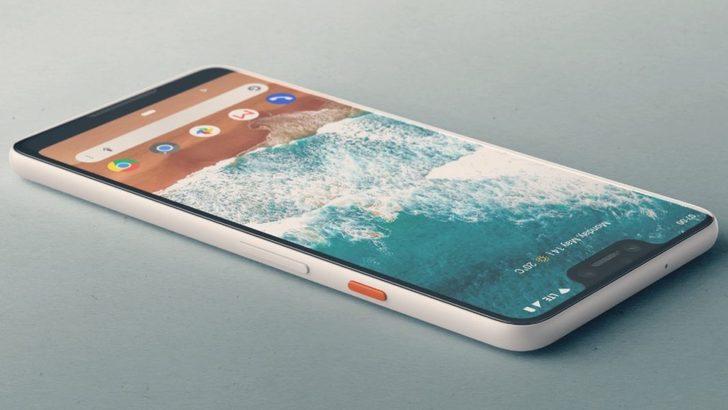 İşte Google Pixel 3 XL'ın kutu içeriği!