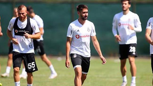 Beşiktaş, Akhisarspor maçının hazırlıklarına başladı