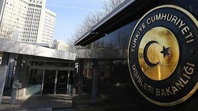 Dışişleri Bakanlığı, Yunan savunma bakanının iddialarına sert tepki gösterdi