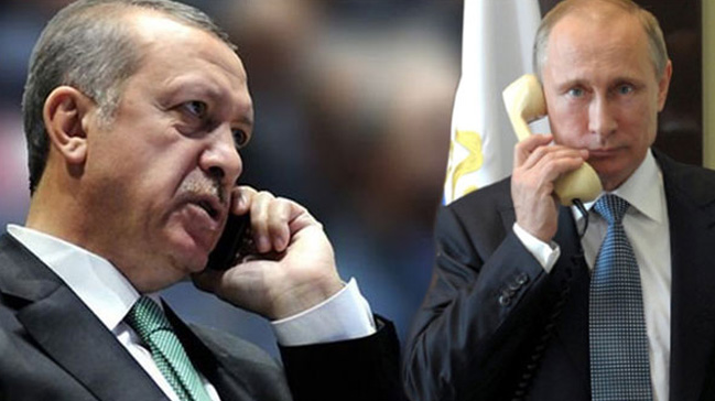 Başkan Erdoğan Putin'le görüştü: Ekonomik ve ticari ilişkiler ele alındı