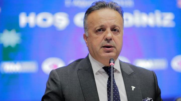 TİM Başkanı Gülle: Birliklerimizin elindeki fonları Eximbank'a kullandırmaya hazırız