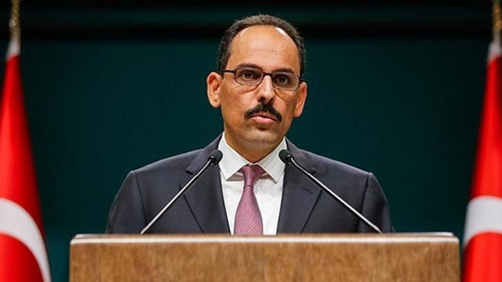 Cumhurbaşkanlığı Sözcüsü İbrahim Kalın: Her şey çöktü, bitti, diyenler yanıldılar