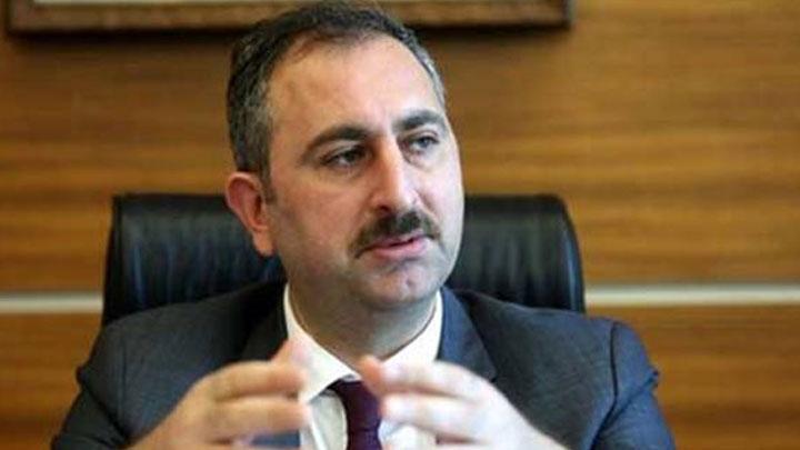 Adalet Bakanı Gül: Türkiye, kendisine yönelen bu mali kuşatmayı aşacak