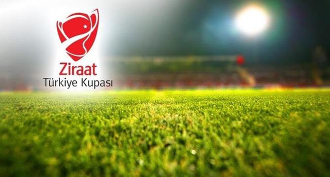 Ziraat Türkiye Kupası'nın maç takvimi açıklandı