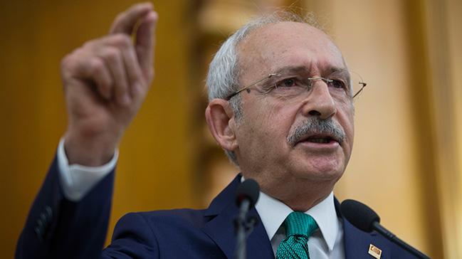 CHP lideri Kılıçdaroğlu en yakın adamlarını harcadı