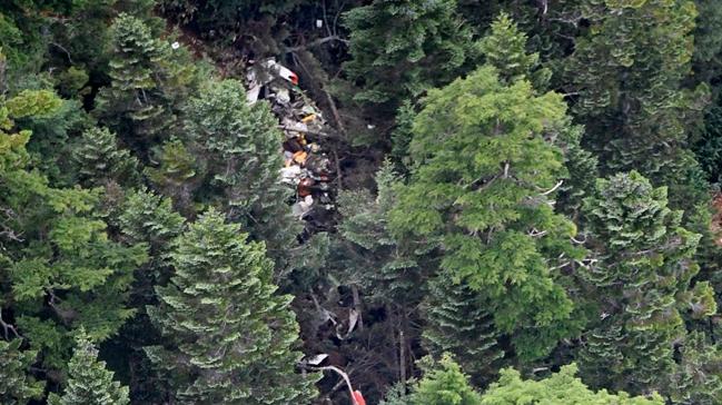 Japonya'da irtibatın kesildiği helikopterde bulunan 9 kişi öldü