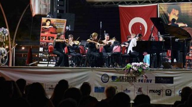 7. Benyamin Sönmez Klasik Müzik Festivali başladı