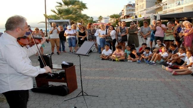 7. Benyamin Sönmez Klasik Müzik Festivali sona erdi