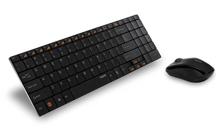 Oyuncu klavye ve mouse devi Rapoo ülkemize resmen giriş yaptı