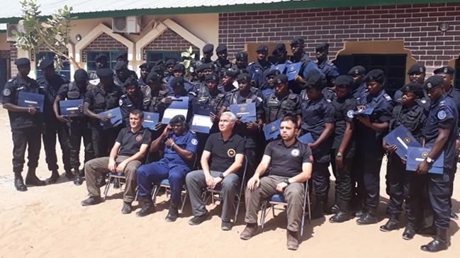 Türkiye, Gambiya polisine eğitim verecek
