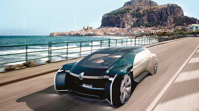 Geleceğin otomobillerinirobot sürücüler kullanacak