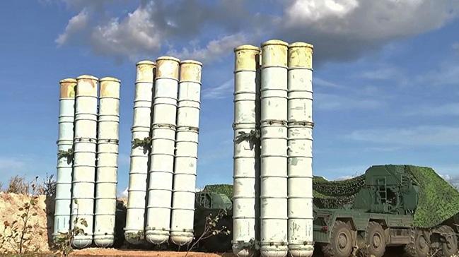 Rusya Savunma Bakanı Şoygu: Rusya, Suriye'ye S-300 sistemlerinin teslimatını tamamladı