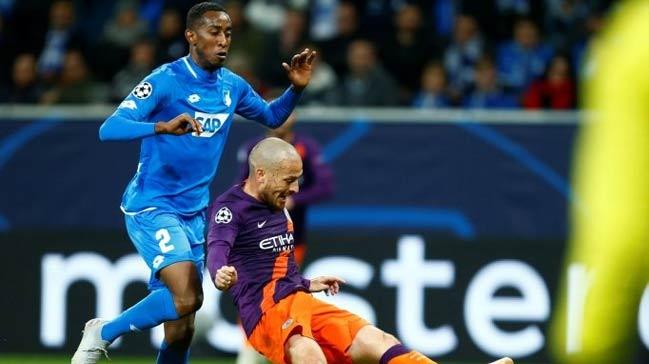 David Silva, Manchester City'e hayat verdi