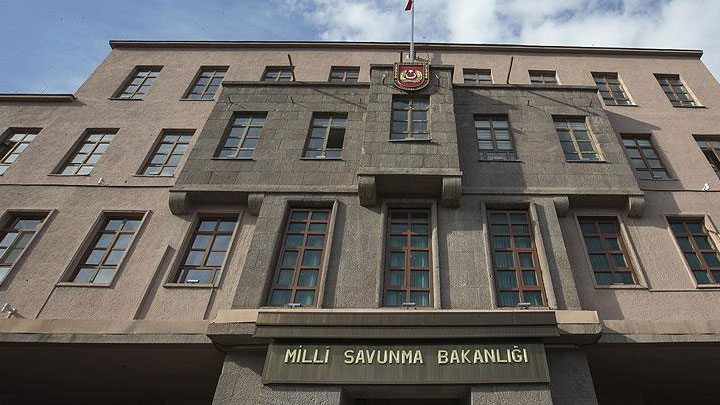 Milli Savunma Bakanlığı: ABD Silahlı Kuvvetlerinden eğitime katılacak ilk grup Türkiye'ye intikal etmiştir