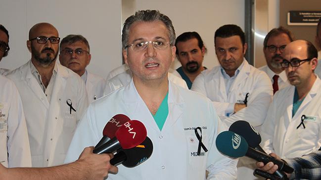 Hastası tarafından silahla vurularak yaralanan doktor hayatını kaybetti