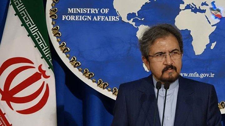 İran Dışişleri Bakanlığı Sözcüsü Kasımi: İthamlar ve iddiaları reddediyoruz