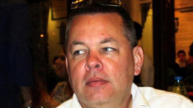ABD'li Rahip Brunson için AYM'ye başvuru