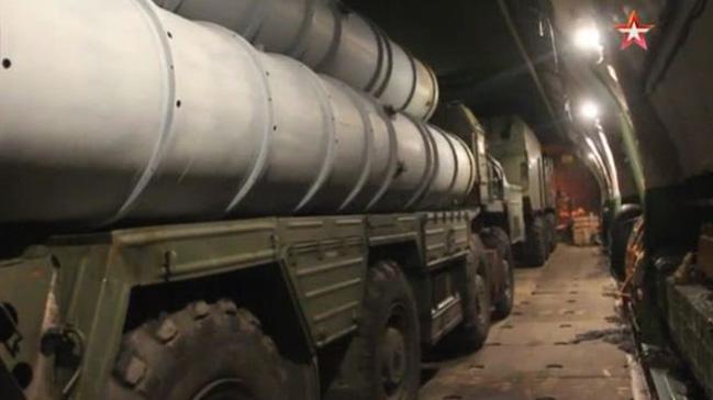 Rusya, S-300 hava savunma sistemini Suriye'ye ulaştırdı