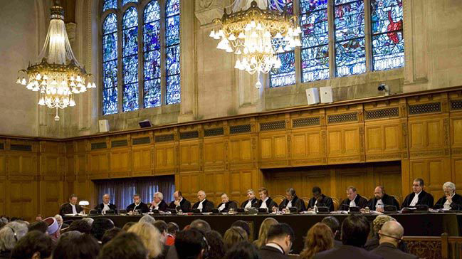 Uluslararası Adalet Divanı İran'ın başvurusunu kabul etti