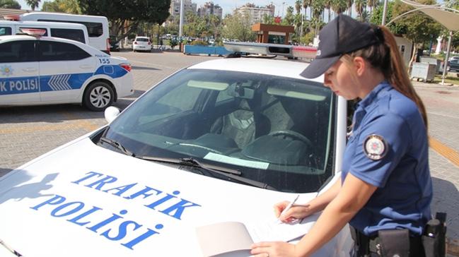 Bakanlık açıkladı: Artık her polis trafik cezası yazabilecek