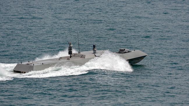 Türkiye, çok uluslu insansız deniz sistemleri girişimine imza atacak