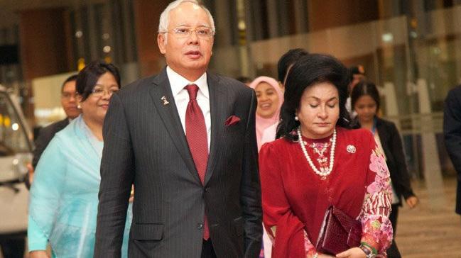 Malezya'da eski Başbakan Necip Rezak'ın eşi Rosmah Mansor tutuklandı