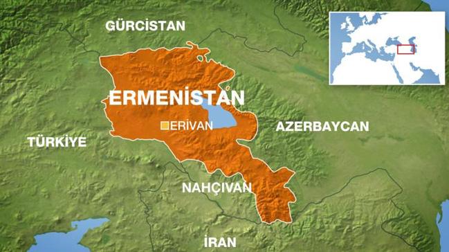 Ermenistan Başbakanı Paşinyan: Karşı devrim ilan edildi