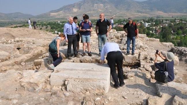 Antik kent Misis'te sonbahar dönemi kazıları başladı