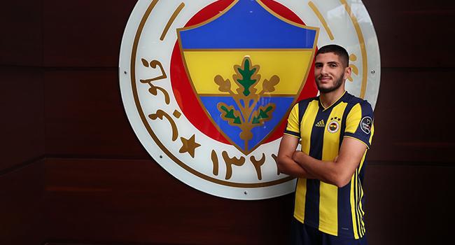 Yassine Benzia: Buraya gelmek benim için doğru adım