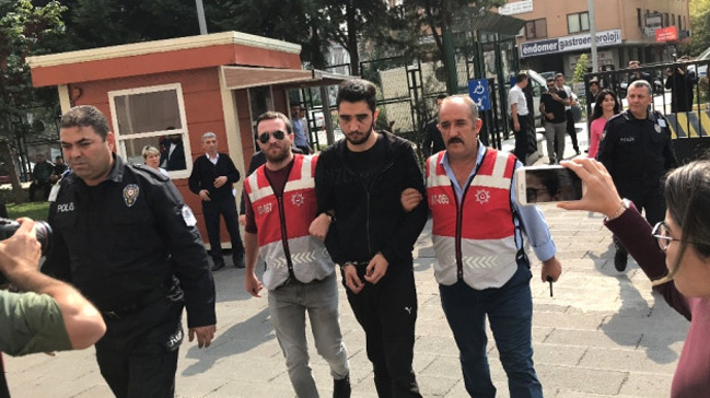 Bakırköy'de dehşet saçan sürücü tutuklandı