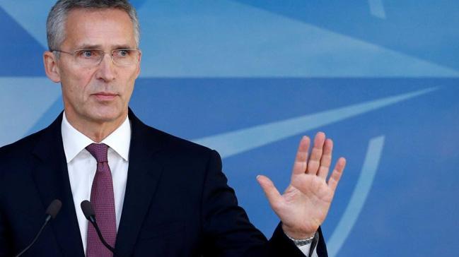 NATO Genel Sekreteri Stoltenberg: Rusya'ya karşı toplantı yapacağız