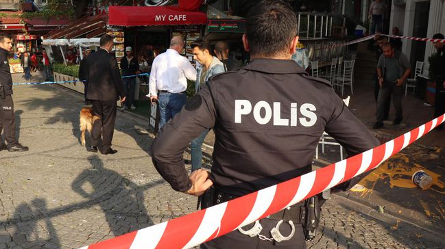 Yenikapı'da silahlı kavga: 2 kişi yaralandı