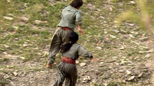 Telsizden yardım isteyen teröristlere PKK'dan yanıt: Başınızın çaresine bakın