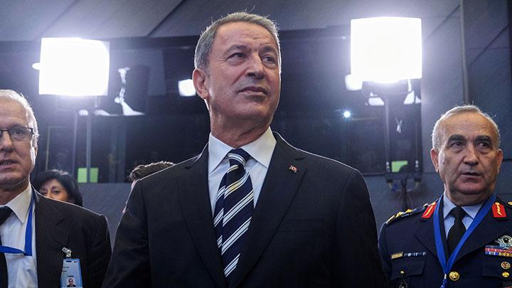 Milli Savunma Bakanı Hulusi Akar, NATO-Gürcistan Komisyonu Oturumu'na katıldı