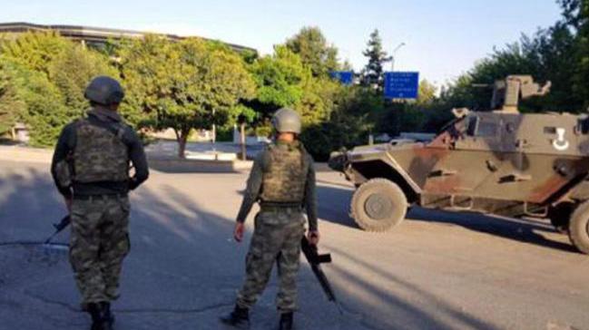 Siirt'te 5 köy ve 4 mahallede sokağa çıkma yasağı ilan edildi