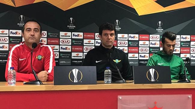 Cihat Arslan: Her iki taraf için de kritik bir maç