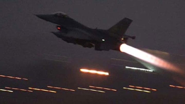 Siirt'te PKK'ya yönelik hava destekli operasyonda 3 terörist etkisiz hale getirildi