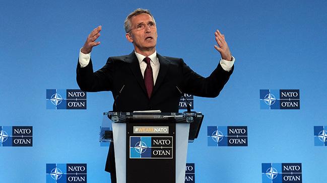 NATO Genel Sekreteri Stoltenberg: Gürcistan'a güvenlik konusundaki katkılarından dolayı minnettarız