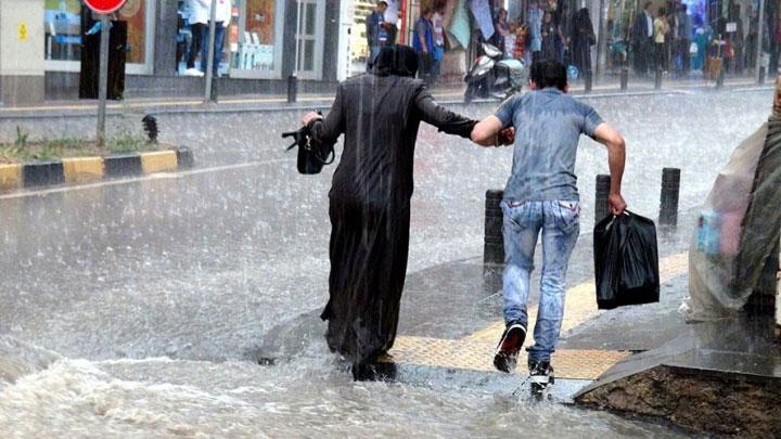 Meteoroloji Genel Müdürlüğü Doğu Karadeniz için yağış uyarısı yaptı