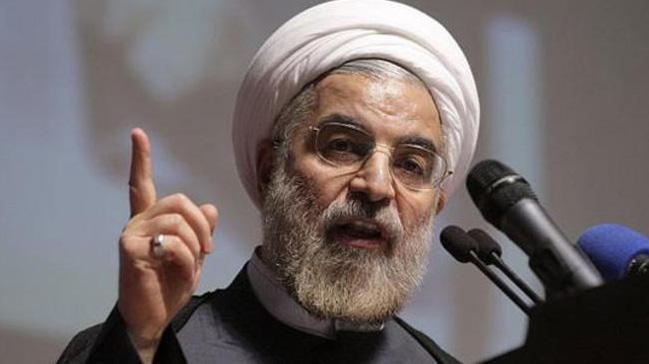 Ruhani: ABD'liler kasım ayında yapmak istedikleri her şeyi, eylül ve ekim aylarında zaten yaptı
