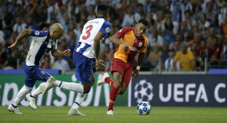 Porto Galatasaray maç özeti 1-0 Porto GS özet dakikaları