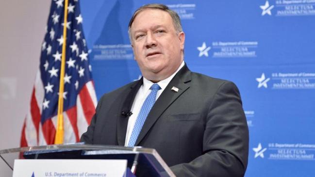 ABD, 1955 yılında İran ile yaptığı dostluk anlaşmasını feshettiğini duyurdu