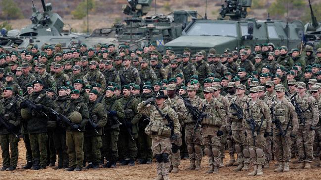 NATO'dan Rusya'ya misilleme