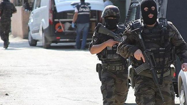 İstanbul'da terör örgütü PKK/YPG'li 3 terörist yakalandı