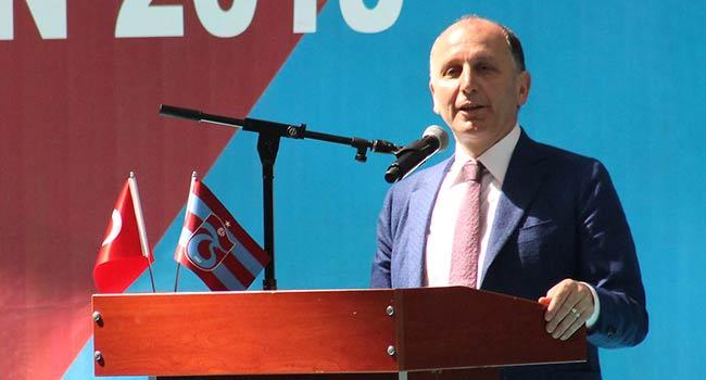 Trabzonspor Kulübü, Muharrem Usta hakkında hukuki işlem başlattı