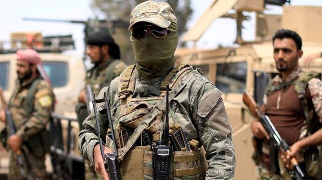 ABD'den terör örgürtü PKK/YPG'ye şimdi de tıbbi destek