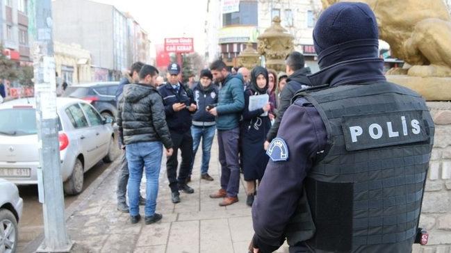 Türkiye Güven Huzur Uygulaması ile bin 333 şüpheli yakalandı