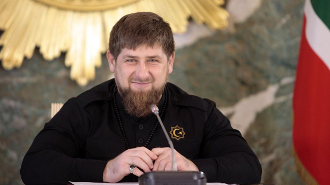 Kadirov'dan ABD'ye: Ben olsam Rusya'yı tehdit ederken bir kez daha düşünürdüm