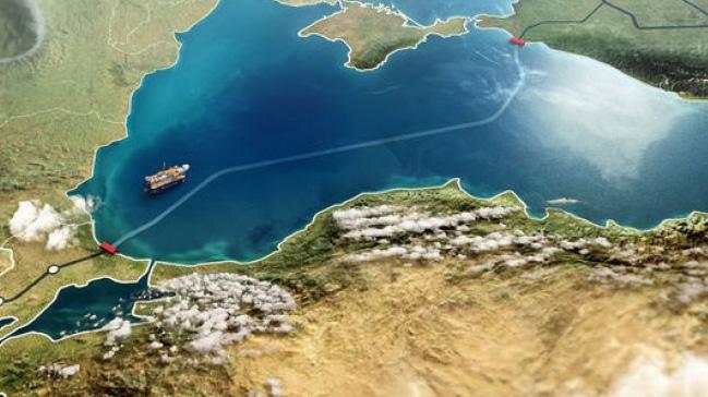 Gazprom, Türk Akımı'nın deniz kısmı için tarih verdi